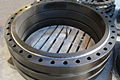 Industry Standard Class 150 Flanges matching Series A and Series B